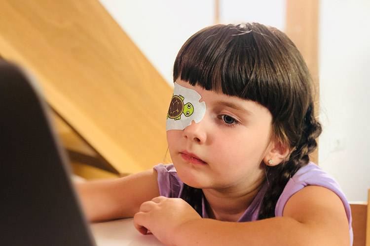 Амблиопия - что это такое. симптомы и лечение амблиопии у детей