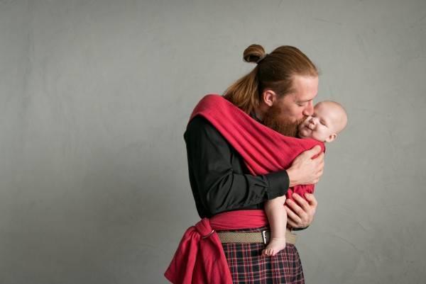 Плюсы и минусы слинга: мужской взгляд - «я и дети» » « я - женщина »