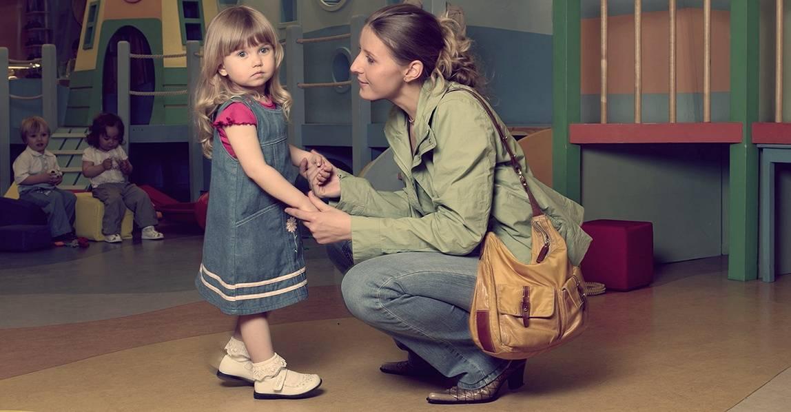 Ребенок не хочет ходить в садик и плачет — советы психолога