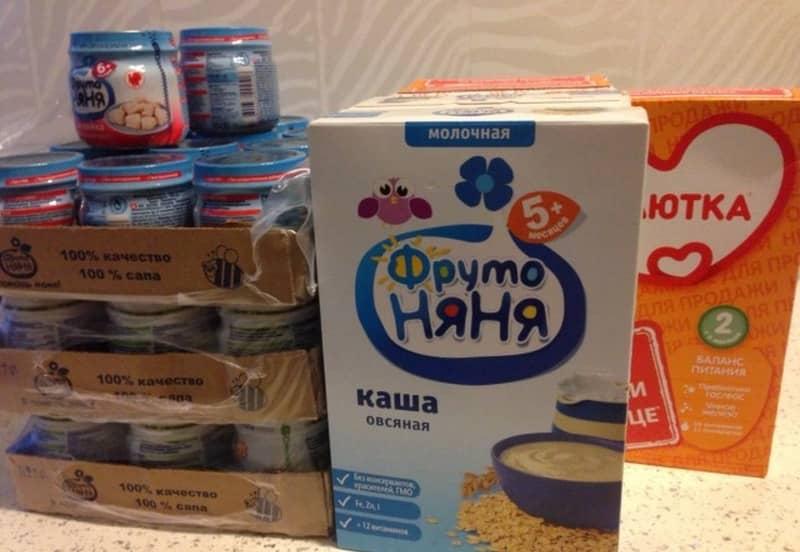 Питание на молочной кухне в россии в 2021 году