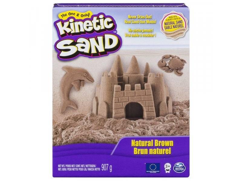 Кинетический или волшебный песок для лепки   аналогий нет