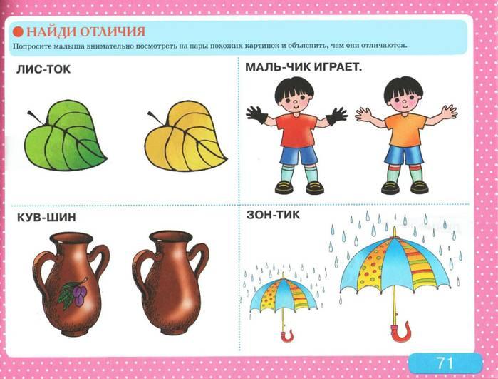 Скороговорки для развития дикции у детей 6-7 лет