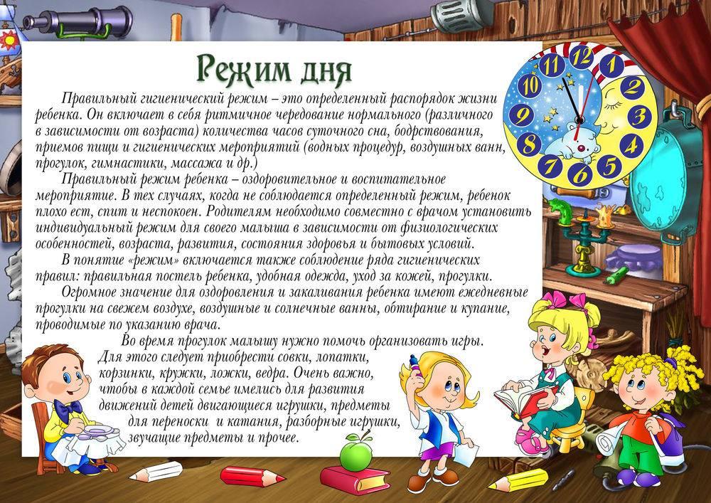 Важность режим дня для школьника - организация дня на домашнем обучении