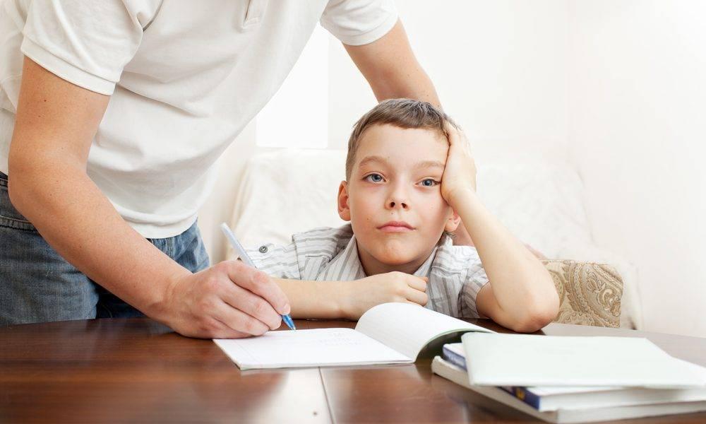 Синдром рассеянного внимания у детей: симптомы, лечение