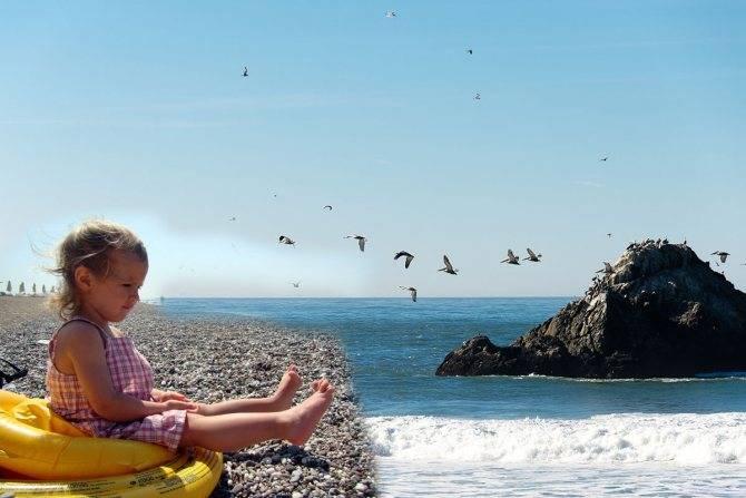Что брать в дорогу на море: список вещей для мам, пап и малышей