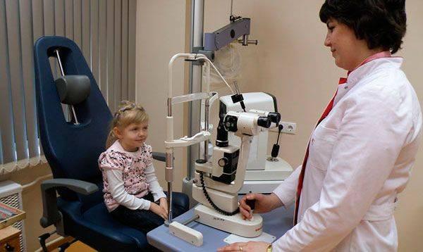 Детская близорукость: причины и профилактика