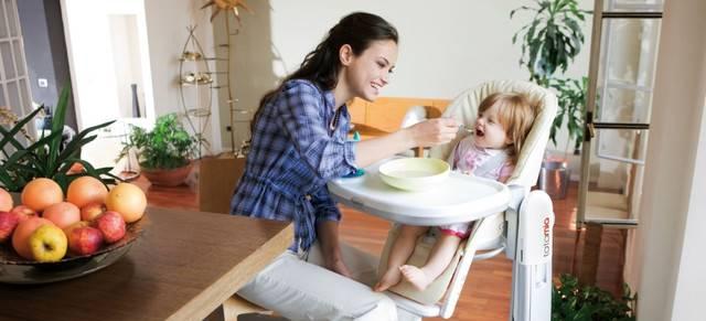 Как выбрать стульчик для кормления ребенка, чтобы не ошибиться?