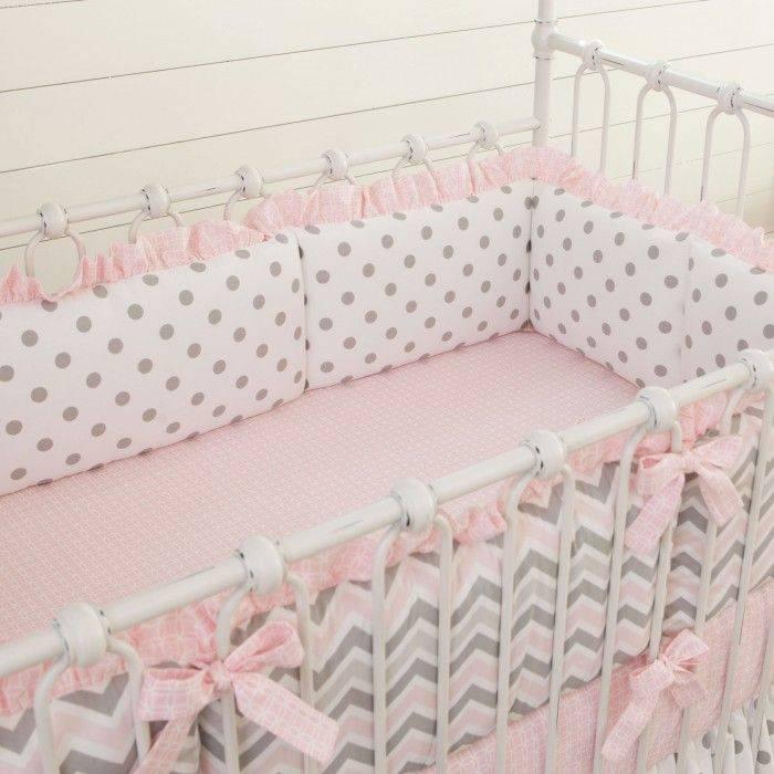 Бортики в кроватку для новорожденных своими руками: как сшить, выкройка