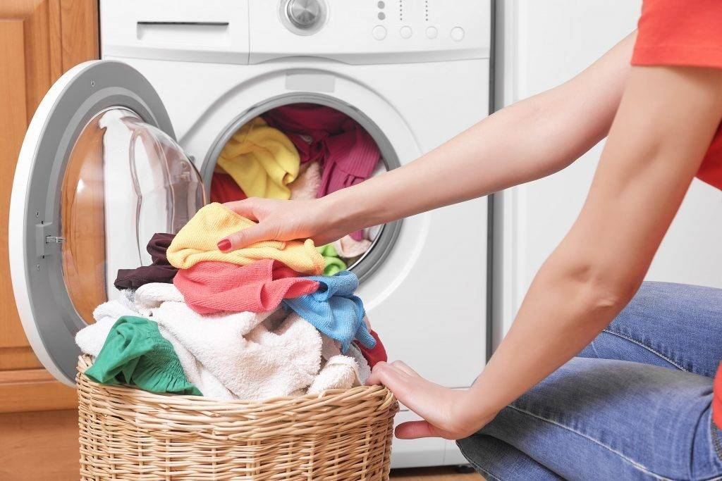 Как стирать детские вещи — советы и секреты