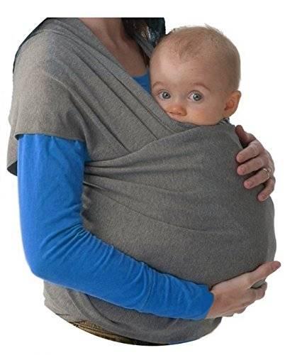 С какого возраста можно носить ребенка в слинге?