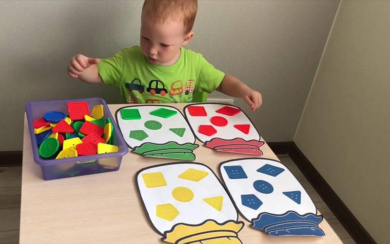 Развивающие игры для детей: играть бесплатно онлайн!