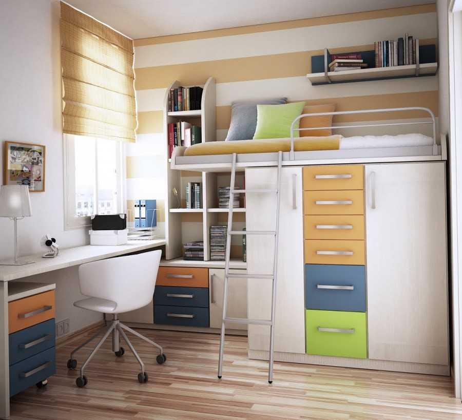 Мебель для комнаты школьника 45 фото идей