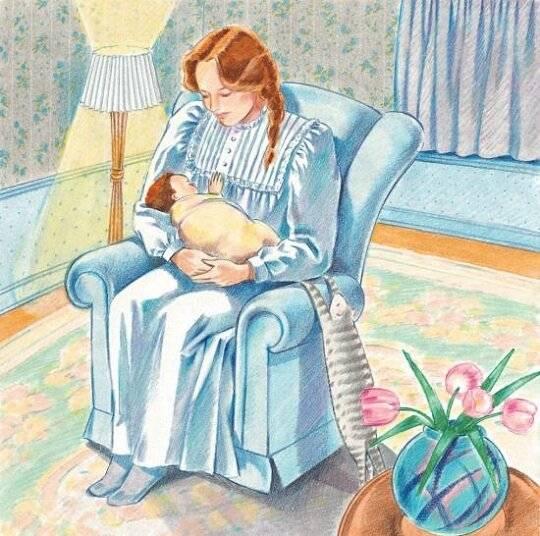 Как приучить ребенка засыпать без укачивания. качать или не качать?