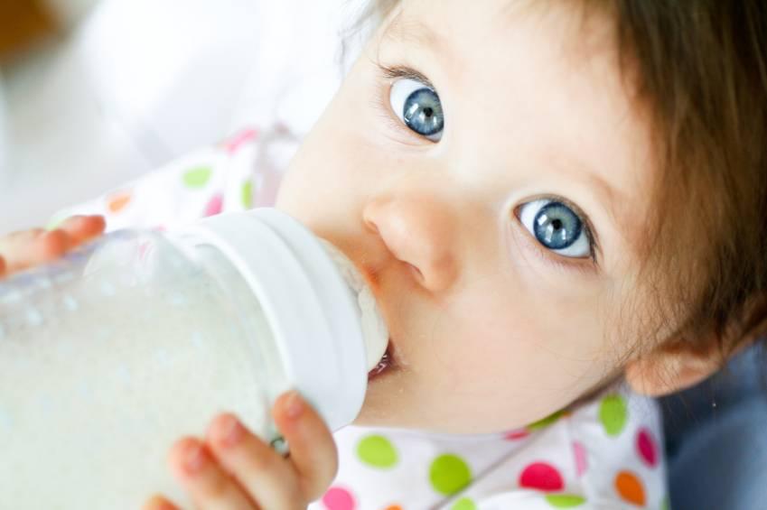 Как отучить ребёнка от бутылочки в 2 года