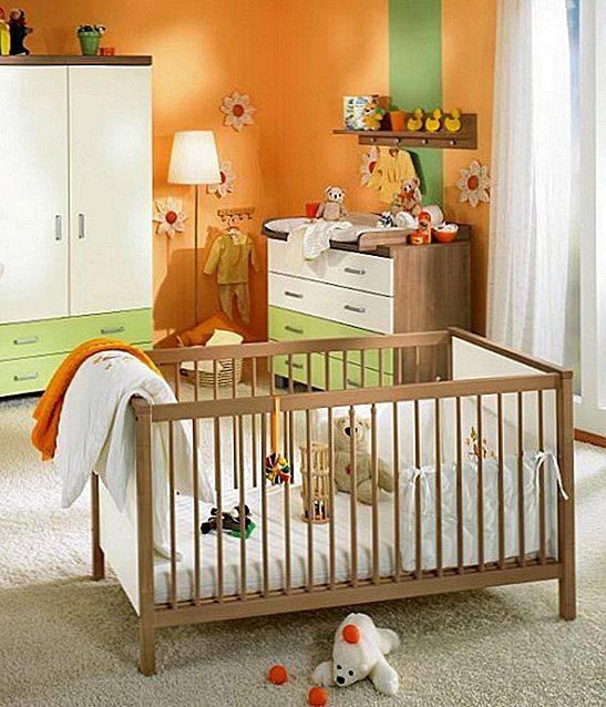 Как выбрать кроватку для новорожденного: советы для удобства и безопасности малыша