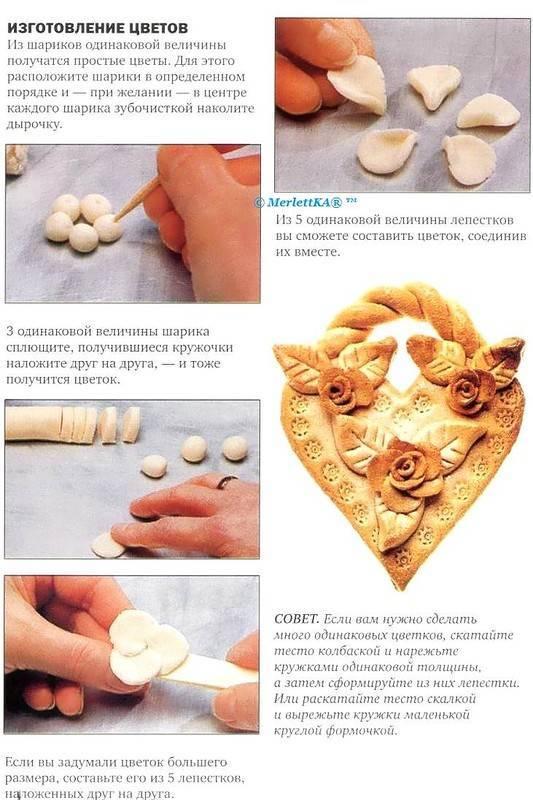 Поделки из соленого теста своими руками — 9 поделок для детей