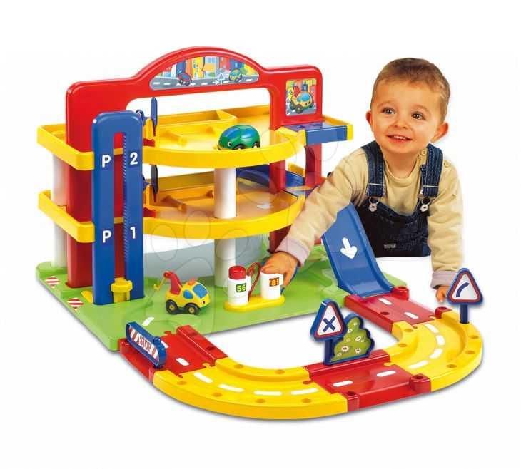 Какую игрушку купить мальчику
