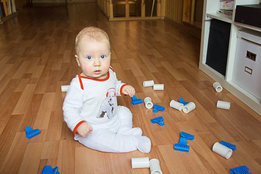 Чем можно увлечь ребенка в 3 года дома