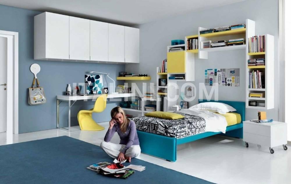 Комната подростка - ikea family: фото интерьера для мальчика и девочки (подростков)
