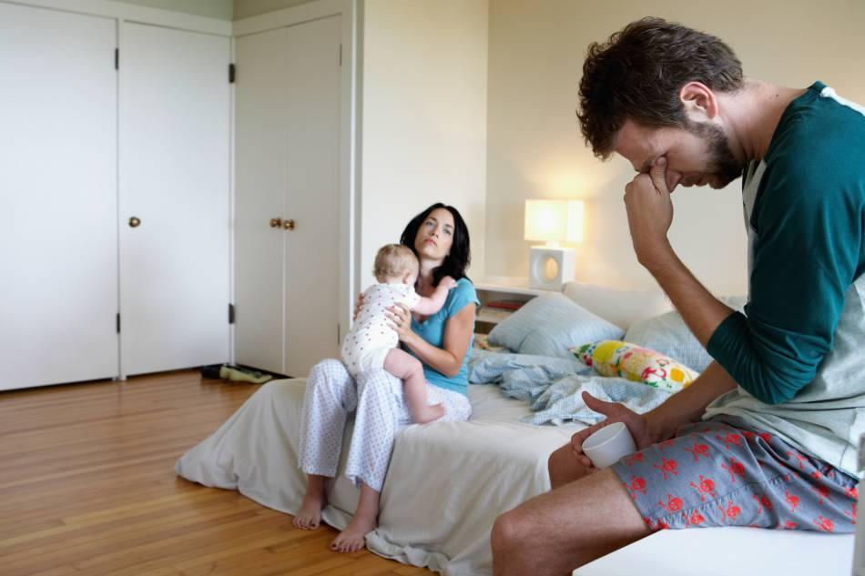 Беременность жены: испытание для настоящих мужчин