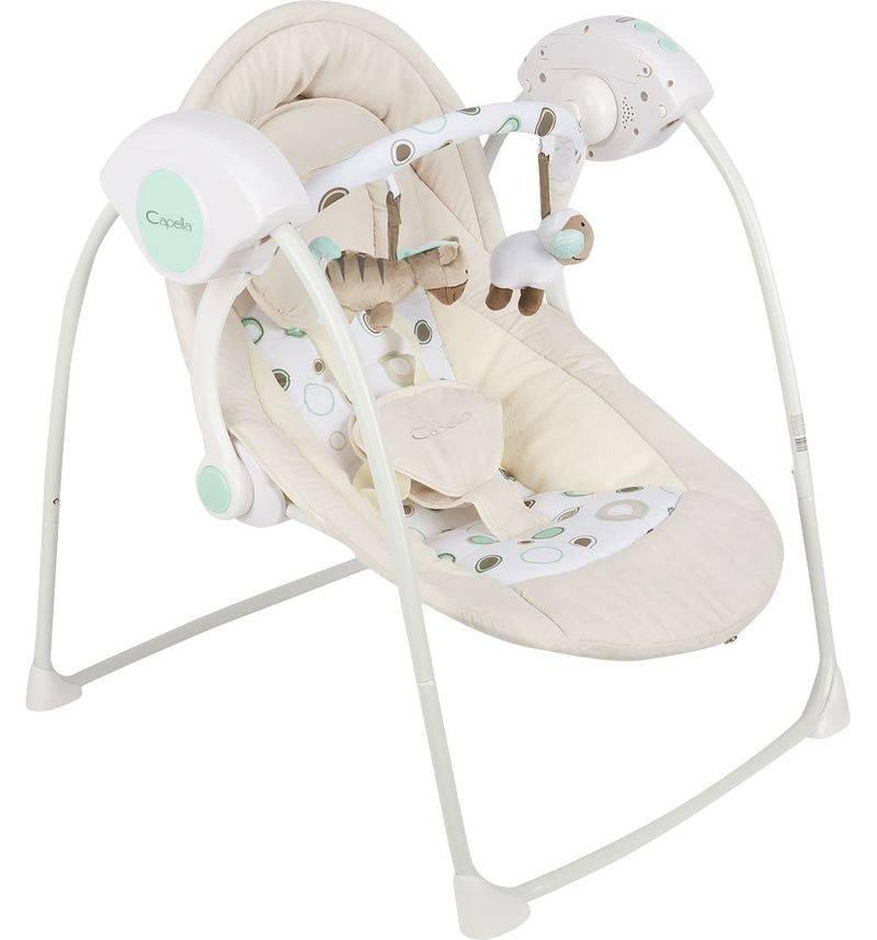 Все за и против электрокачелей для новорождённых: обзор лучших моделей с отзывами врачей и родителей
