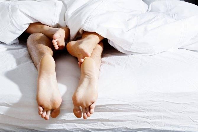 Через сколько времени после родов можно заниматься сексом?
