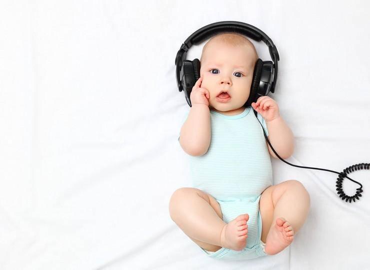 Классическая музыка для младенцев