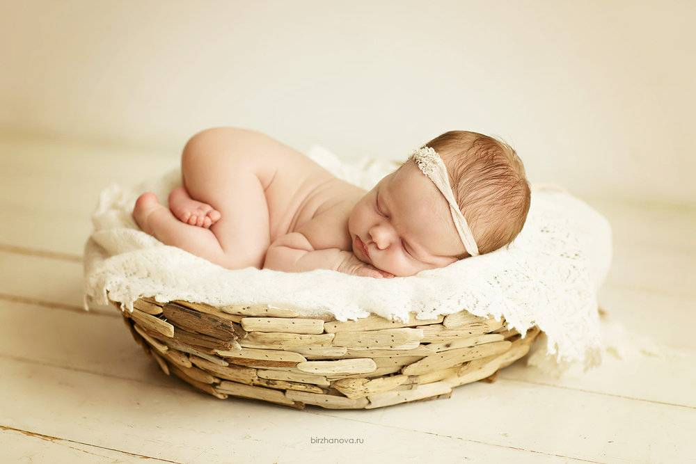 Узнать о рождении ребенка