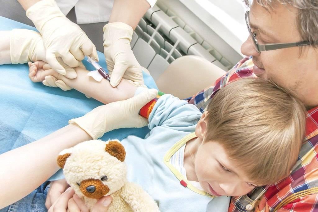 Что делать?? как научить ребенка не бояться сдавать кровь??? - страна мам