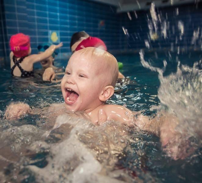 Все о совместном купании с грудничком - для мам