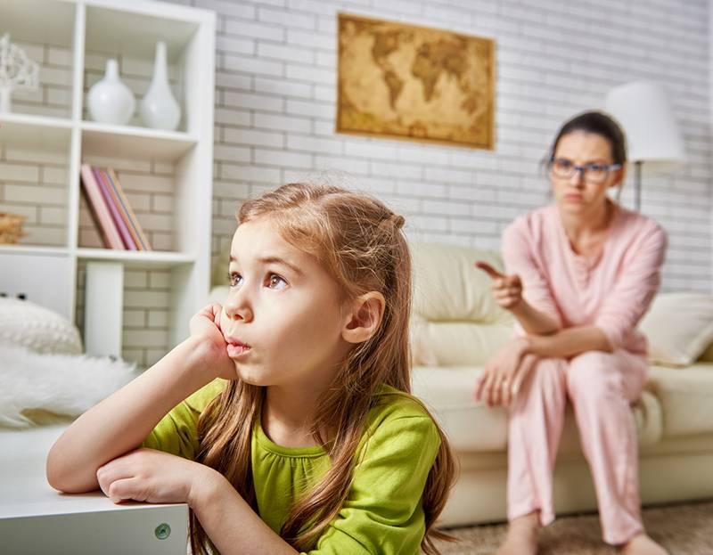 5 маминых фраз, которые на самом деле раздражают детей