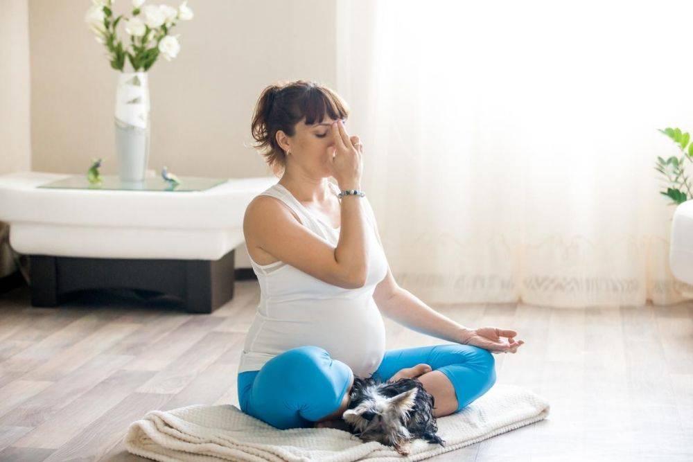 Как дышать во время родов? дыхательная гимнастика для беременных