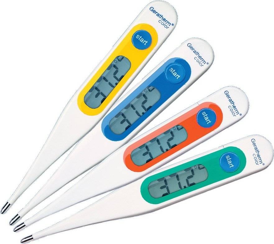 Лучшие бесконтактные термометры