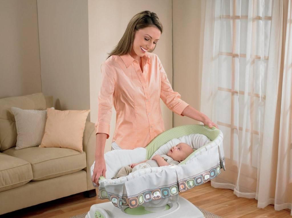 Можно ли укачивать ребенка перед сном – и до какого возраста?
