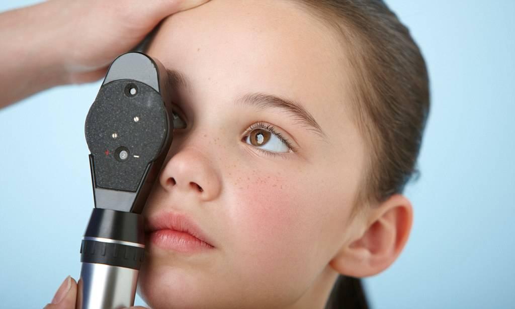 Дальнозоркость (гиперметропия) у детей