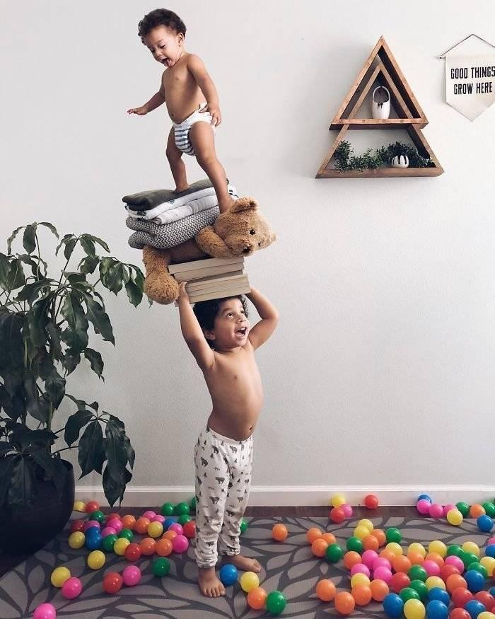 25 необычных идей для игр с ребенком, которые увлекут его надолго!