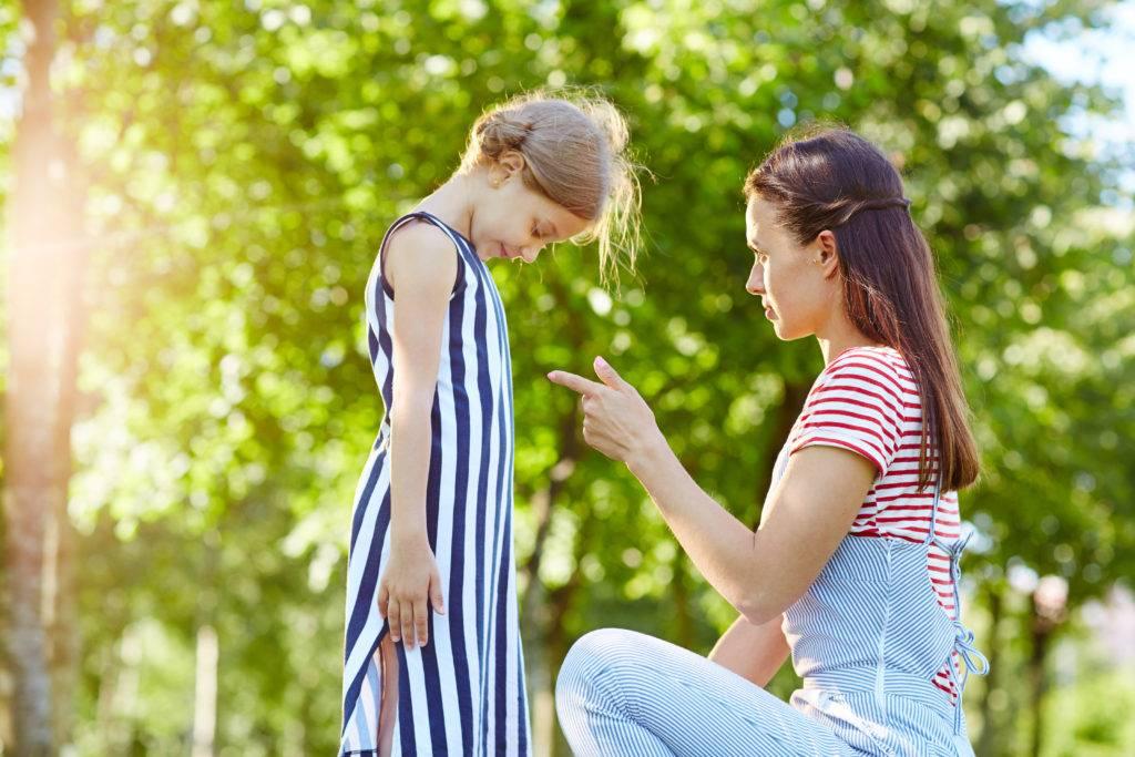 Признаки, что вы слишком строги с вашим ребенком
