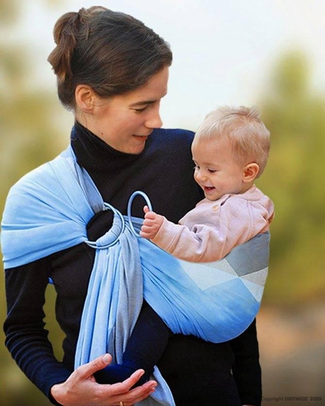 Как правильно носить слинг: инструкция по применению. как его надевать, как в него помещать и одевать ребенкакак правильно носить слинг: инструкция по применению. как его надевать, как в него помещать и одевать ребенка
