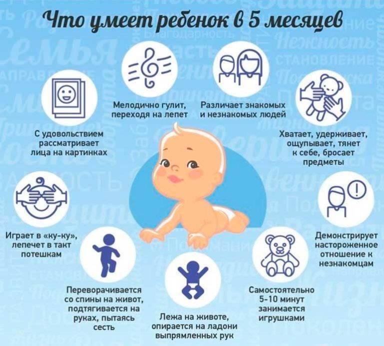 Что должен уметь ребенок в 2 месяца - топотушки