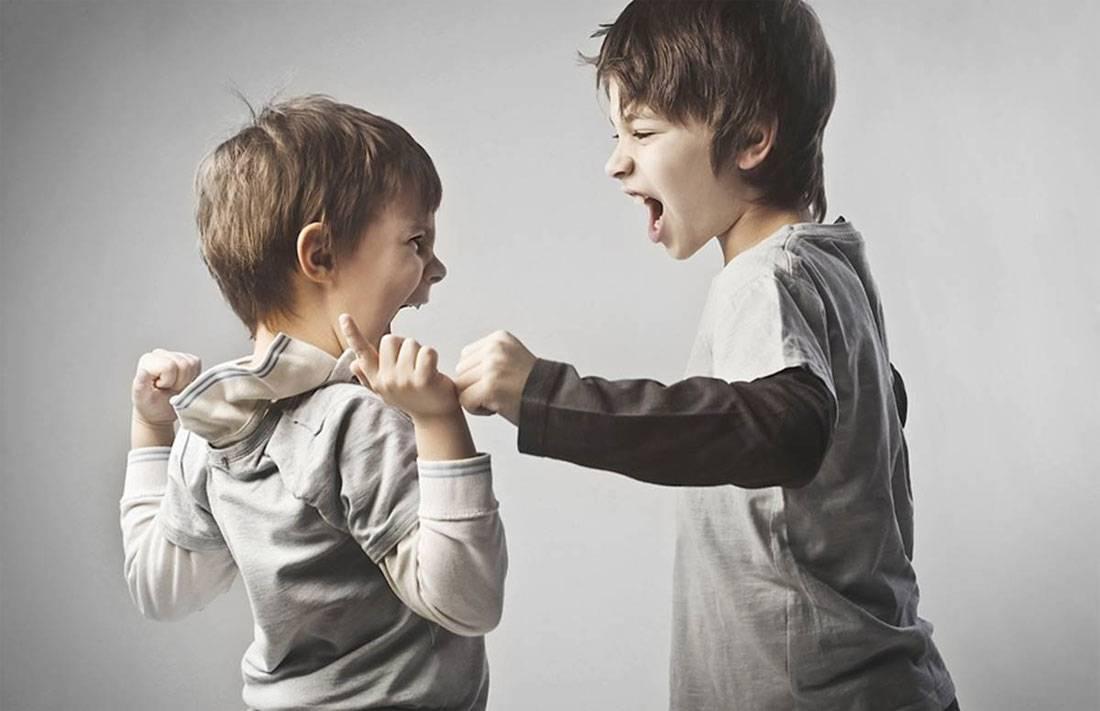 Как научить своего ребенка постоять за себя?