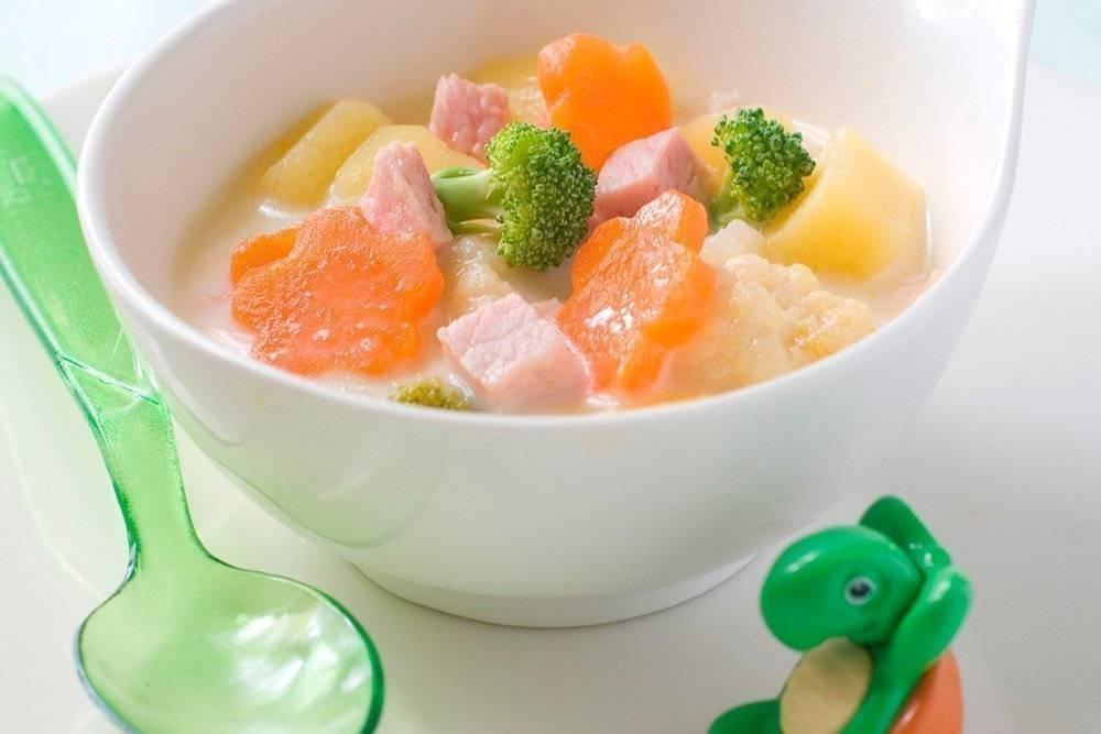 Первые супы для малыша: 5 вкусных рецептов