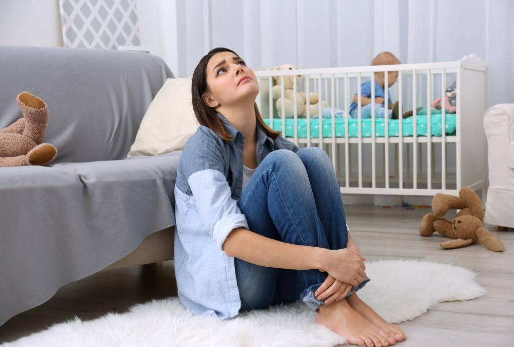 Я устала быть мамой