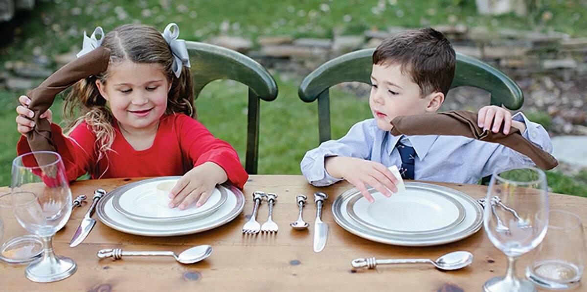 Правила этикета для детей – учимся хорошим манерам дома и в общественных местах