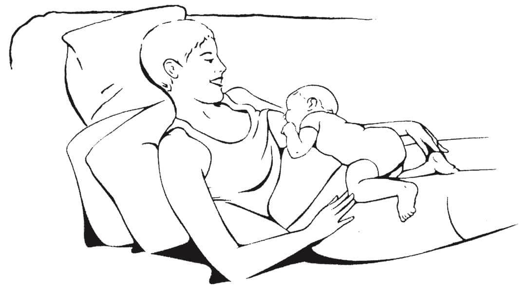 Как правильно держать новорожденного ребенка на руках: позы столбиком, колыбелька, под животик