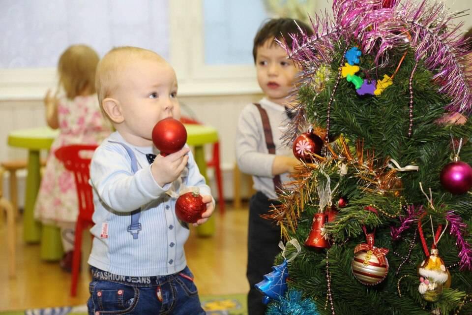 Новый год в детском саду. воспитателям детских садов, школьным учителям и педагогам - маам.ру