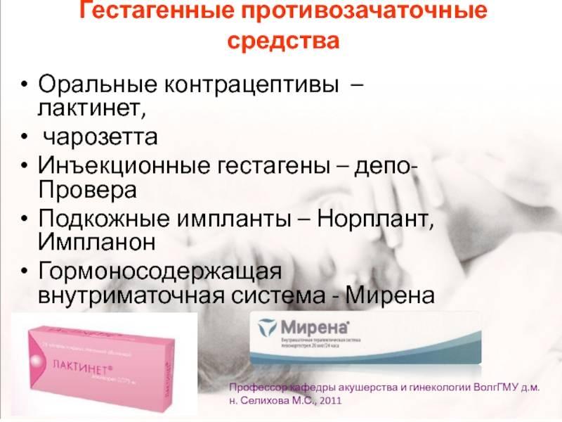 Влияние гормональной контрацепции на организм | университетская клиника