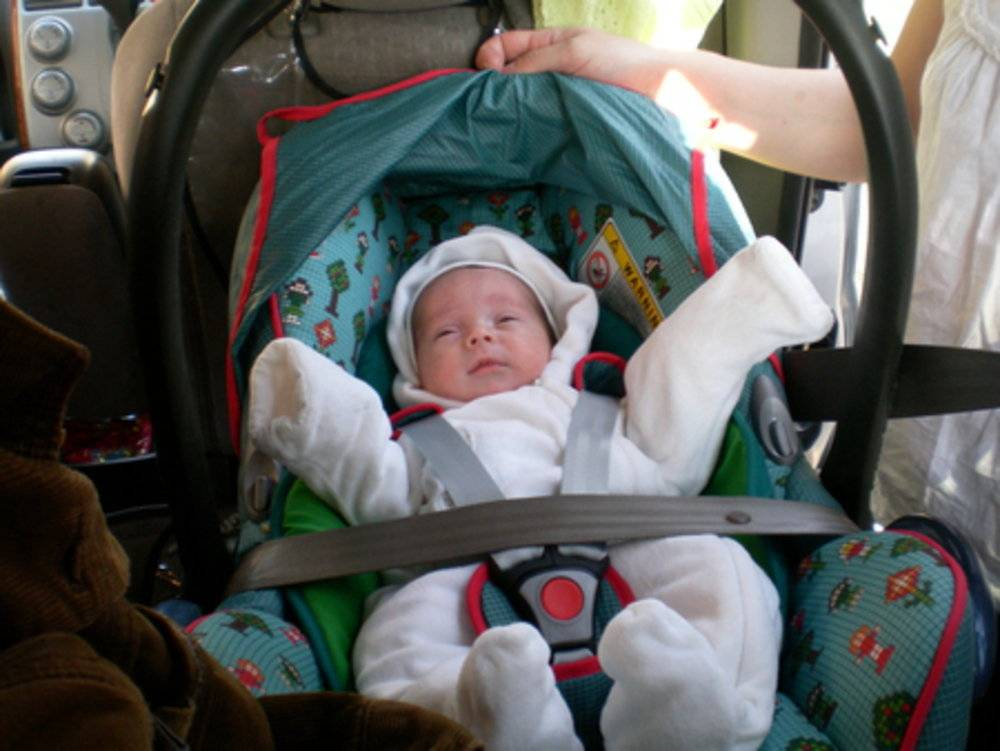 Прогулки с новорожденным: как, когда и сколько можно проводить с ребенком на воздухе