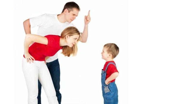 Как объяснить ребенку, что нельзя, а что можно
