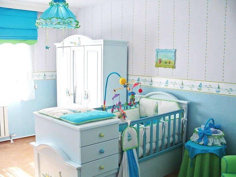 Мебель для новорожденных - как выбрать (фото)