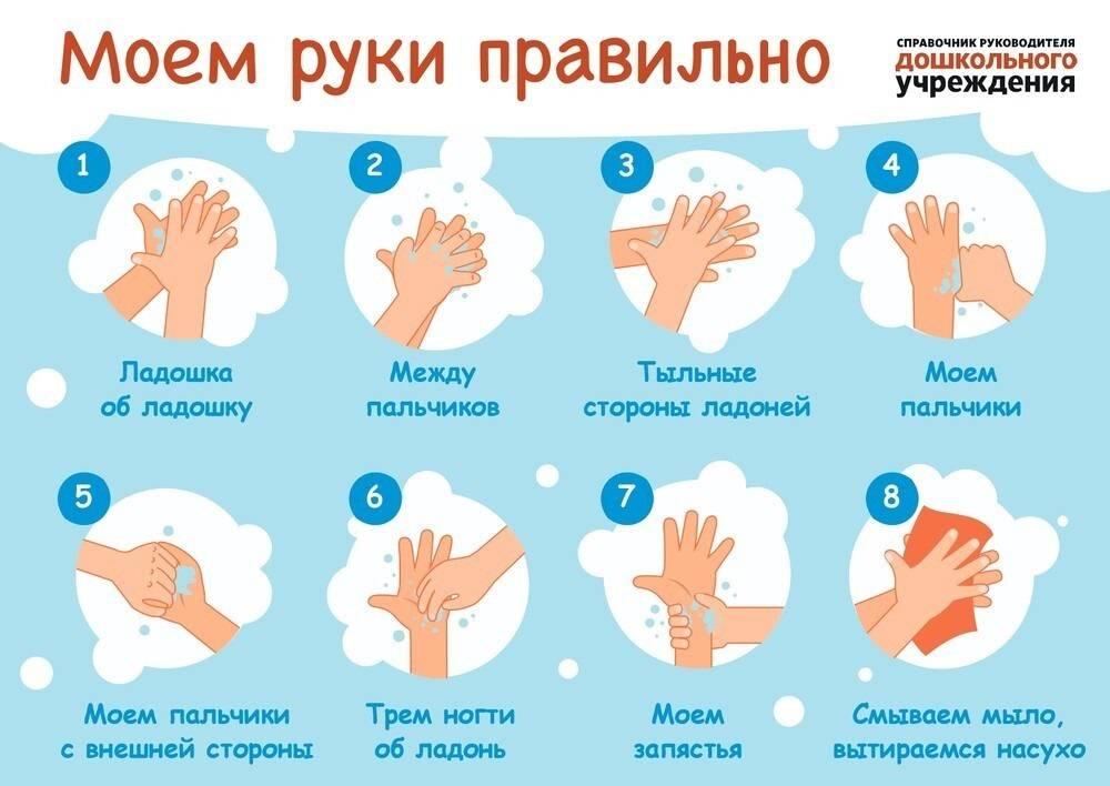 Как приучить ребенка мыть руки: полезные рекомендации родителям